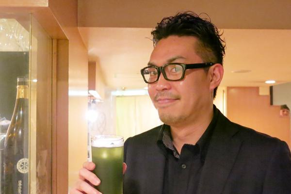 生青汁sushibar