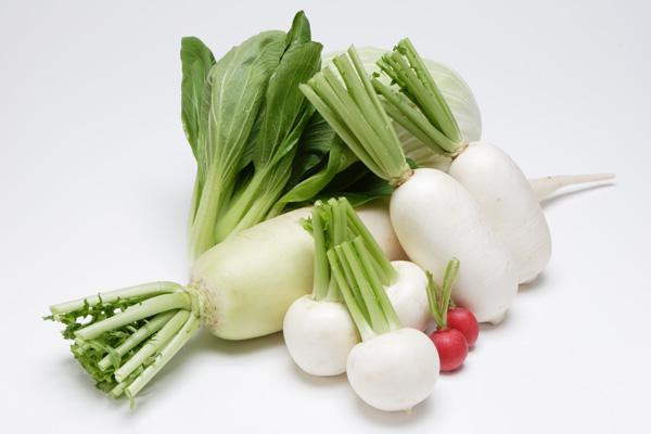 野菜が体にもたらす効果