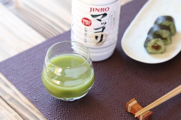 生青汁マッコリ2