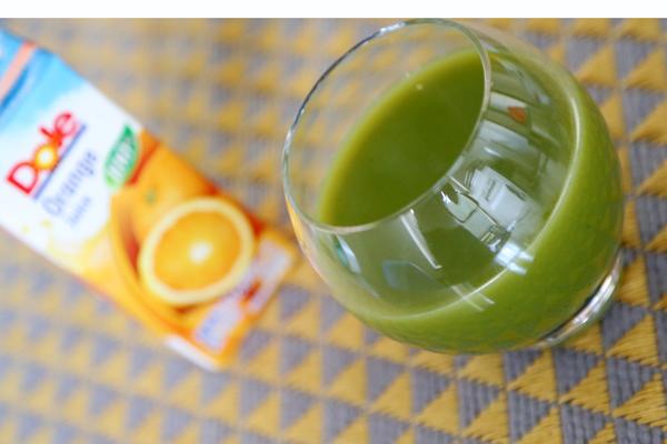 生青汁オレンジ