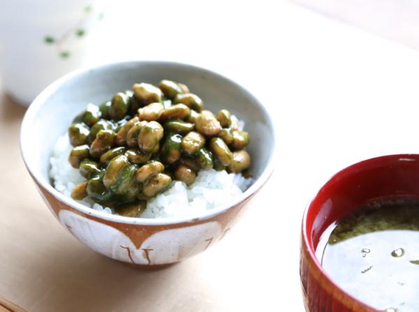 生青汁納豆