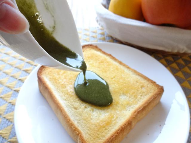 生青汁ハチミツ2