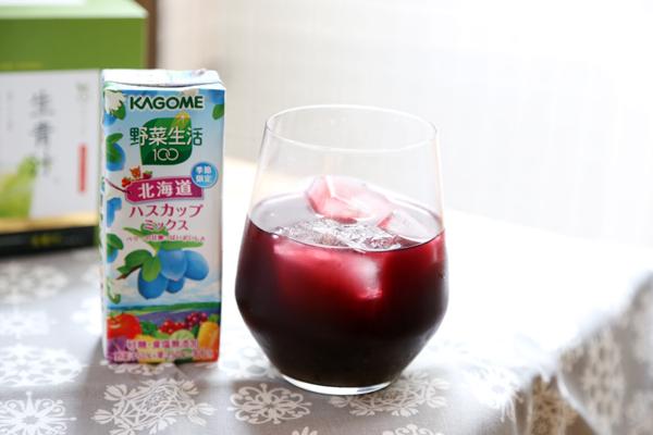 生青汁ハスカップミックス
