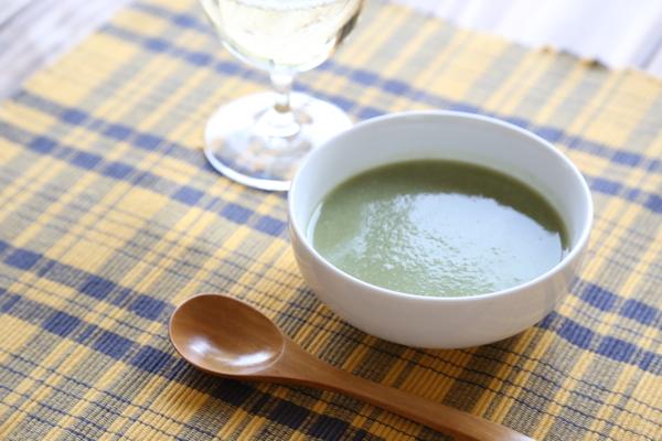 生青汁かぶスープ