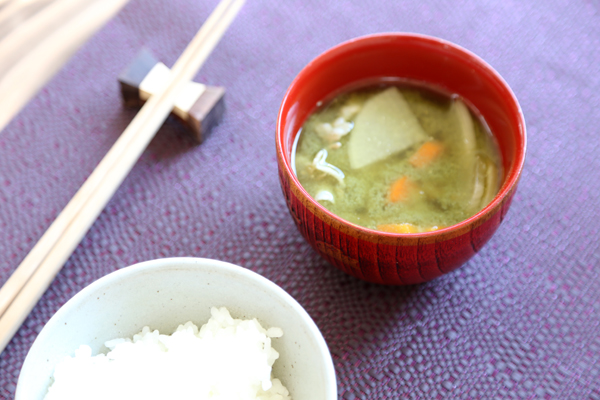 生青汁トン汁