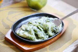 生青汁ポテト&オニオンチーズ