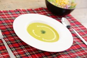 生青汁パンプキンスープ1