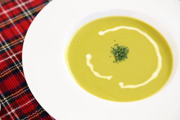生青汁パンプキンスープ2
