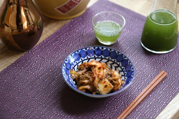 生青汁キムチ