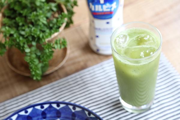 生青汁カルピスサワー1